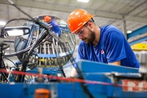 Worker Industry Man Manufacturing  - jotoler / Pixabay